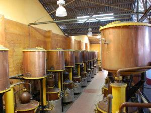 Peru Copper Pot Stills Pisco Distillery - Wine4Food