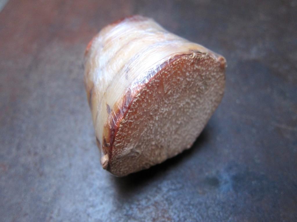 Fresh galanga root