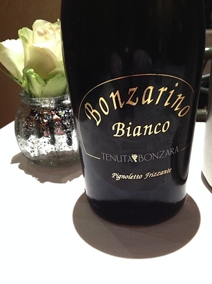 Fizzy Pignoletto, the classic local white for food-matching