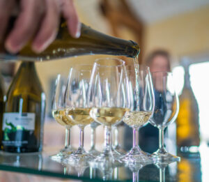 Sauvignon Blanc tasting in Loire Valley