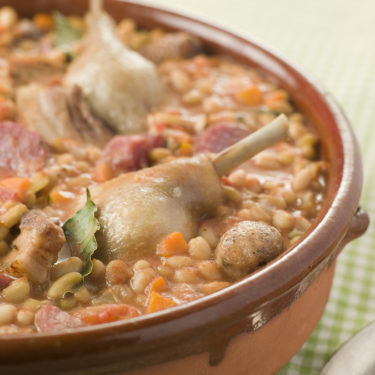 Hunter's_Cassoulet_Chicken_Sausage_Bacon_Carrots