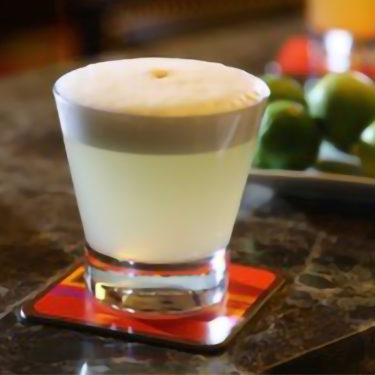 Peru Pisco Sour Cocktail SUMAQ MACHU PICCHU - Wine4Food