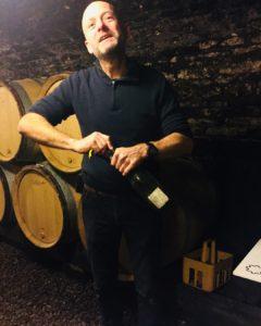 Traveling Somm, Burgundy, Vincent Dancer, Chassagne Montrachet, Cellar - Wine4Food