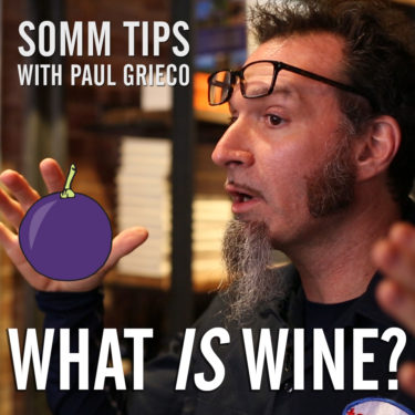 what is wine with Paul Grieco