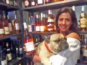 Brix Wines Owner, Beatriz, Concrete Terroir - Wine4Food