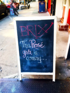 Brix Wines, Rosé Gala Sign, Concrete Terroir - Wine4Food