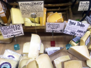 Brix Wines, Barnyard Cheese Shop, Cheese Selection, Concrete Terroir - Wine4Food