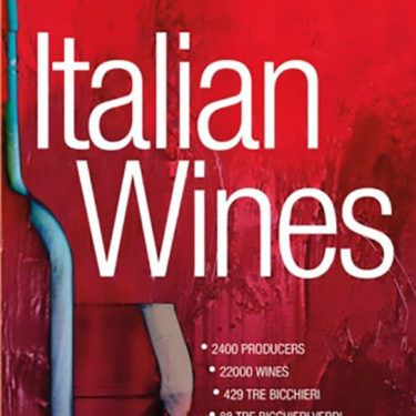 GAMBERO ROSSO Italian Guide BOOK COVER 2018 - Wine4Food