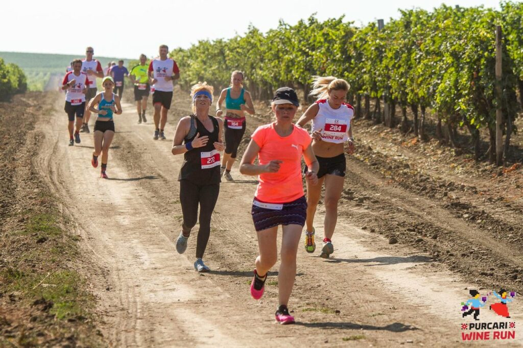 Run a 10k Race Through a Wine Cellar in Moldova - Wine4Food e70f7185fb80