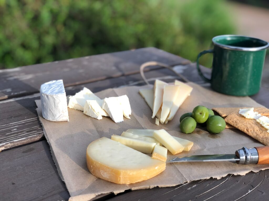 The Ultimate Cheese & Wine California Camping Trip - Wine4Food